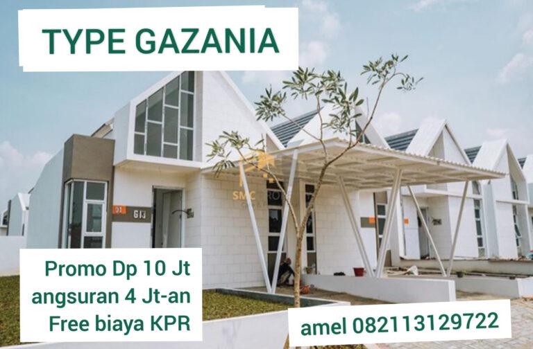 Gazania LB 36/84 DP 10 Jt Free Biaya KPR